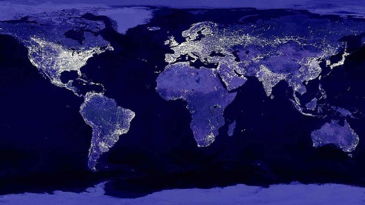 ADDITION Earth At Night